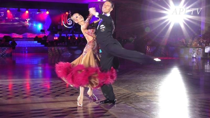Arunas Bizokas Katusha Demidova -Solo - Final - WDC World Pro Ballroom Championship 2018