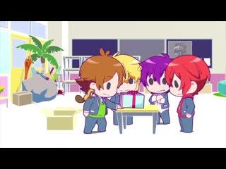Деньки урашимасакатасэн школьная пора 10 серия (русская озвучка хз lol) urashimasakatasen no nichi