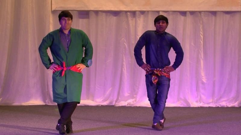 Кароматуло Замонов Таджикский танец