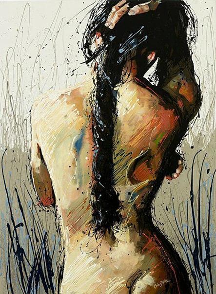 Colin Staples (Колин Стэплес)  современный австралийский художник, родился в 1959 году.