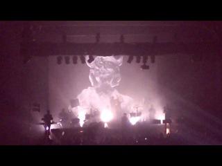 Woodkid LIVE - Run, Boy, Run (extended Encore version) - Danforth Music Hall in Toronto