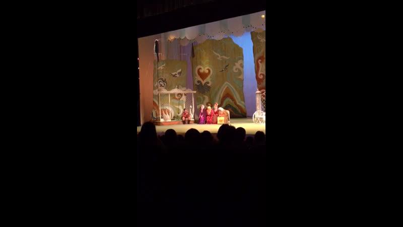 Рамиль Хайрутдинов. Камал театры. Зәңгәр шәл