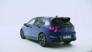 All-new VW Golf 8 R - the ultimate 2022 Golf with 315 hp and torque vectoring