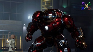 Марвел: Мстители Игра, Железный человек и Халкбастер, Marvel's Avengers: Iron man & Hulkbuster