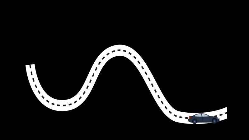 Transform Pen Bezier Path to a Motion Path