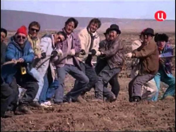 45 1997 Китай Вслед за желтой рекой Подводная одиссея команды Кусто