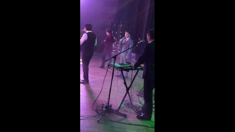 МузАрт агаларымнын концертынен узинди