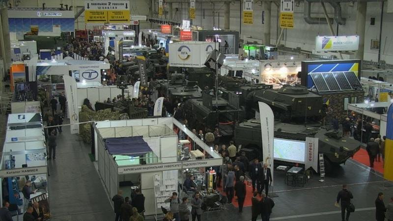 Турчинов Зброя та безпека повинна стати головною виставкою озброєння Східної Європи