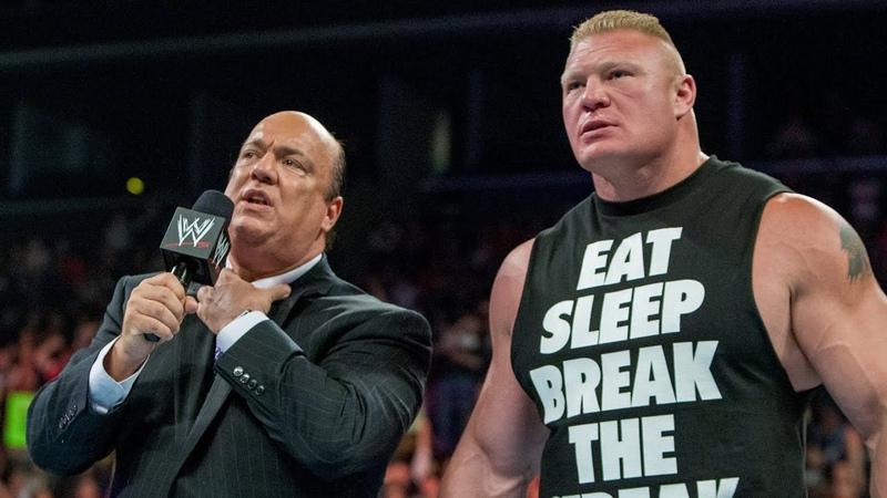 Paul Heyman's greatest mic drop moments WWE Playlist