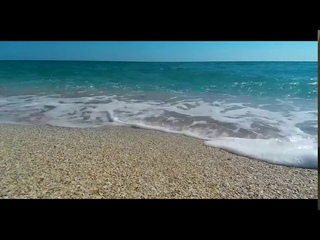 Просто море, немного залипалова и динамической медитации. Загадочный Беляус, западный Крым #1