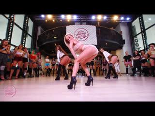 True twerk camp   Paloma Ford   Heels & twerk choreo by FRAULES