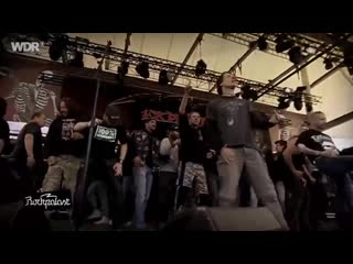 The Exploited - Rock Hard Festival (2016)