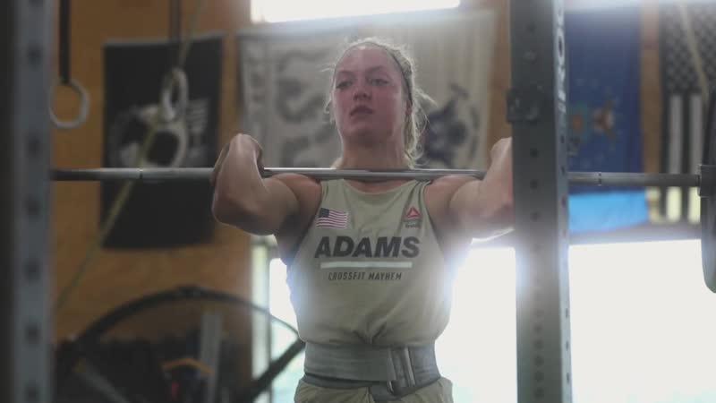 Haley Adams CrossFit