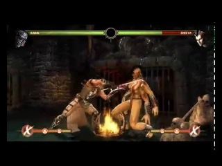 Unique Kabal Combos by  MK9