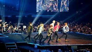 [FULL HD FANCAM] 160602 방탄소년단 (BTS) - ''SAVE ME' @ KCON PARIS 2016