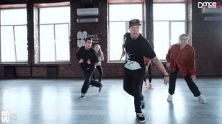 Grandmaster Flash Feat. Busta Rhymes - Bounce Back hip-hop choreo by Santi108 - Dance Centre Myway
