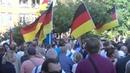 Kleine Seitenrand Einblicke in die AfD Demo mit Spaziergang am 24 08 2019 in Hannover und Antifa