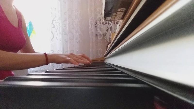 Мелодия из фильма Вольф Мессинг Видевший сквозь время piano cover by Yuliia Polishchuk