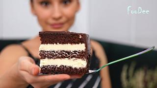 Торт МЕЧТА - этим все СКАЗАНО! Очень ВКУСНЫЙ шоколадный торт с кремом Пломбир!