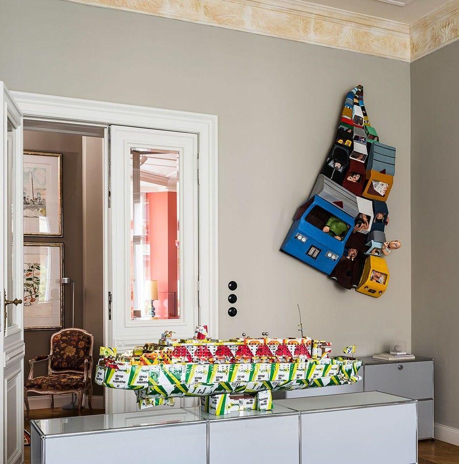 Традиции и современность: квартира в Берлине