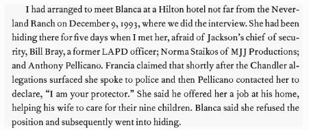 Пересмотренное свидетельство Бланки Франсиа: ПОСЛЕДОВАТЕЛЬНОСТЬ СОБЫТИЙ., изображение №3
