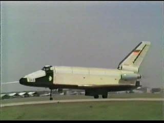 """Прототип """"Бурана"""" - БТС-002."""