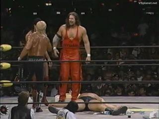 WCW Hog Wild 1996 nWo Championship Belt