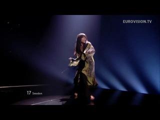 Победитель Евровидения 2012 Лорин с песней Эйфория