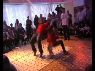 Takers Floor 2 2012 Gomel Kids Win Тема Витек Wild Beezz School