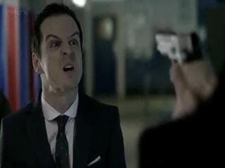 Шерлок / Sherlock BBC / Джим Мориарти : Я тебе сердце выжгу !