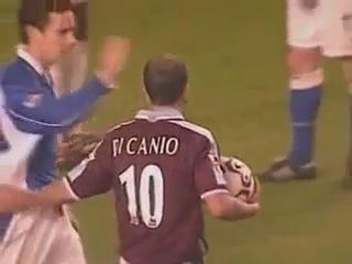 Паоло Ди Канио,поступок достойный уважения.