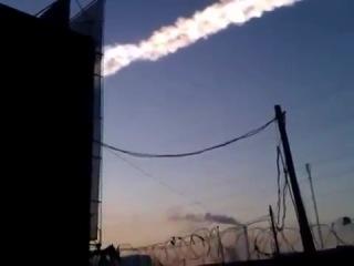 Только русские способны после падения метеорита ржать))) американцы бы давно 911 затрахали бы