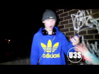 U3S.Rec - Drastickz, Venomz, Lil Max (Freestyle)