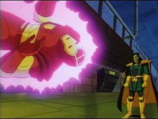 Железный Человек 1994 1 сезон 2 серия allmarvel