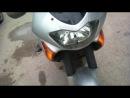 Мирон Ившин на HondaTransalp XL650