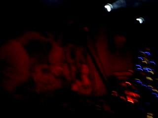 Groggy at Tarantulo's birthday party 06 01 14