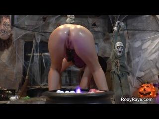Roxy Raye - Halloween Anal Whorer Nights