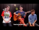 Papaoutai - Stromae Cover by Jannina W