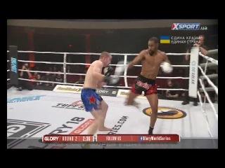 Glory 18 oklahoma superfight series omari boyd vs ian alexander