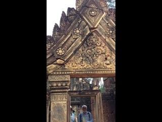 Камбоджа, Сиемрип, храмовый комплекс АНГКОР