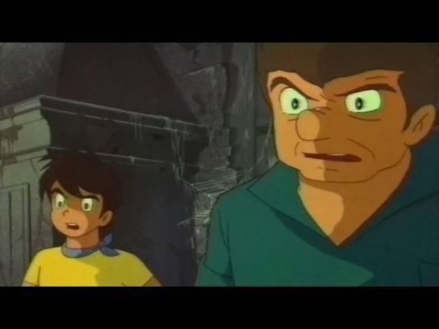 Корабль призрак 1969 мультфильм