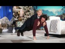 Milo Ventimiglia and Ellen s Partner Push Ups