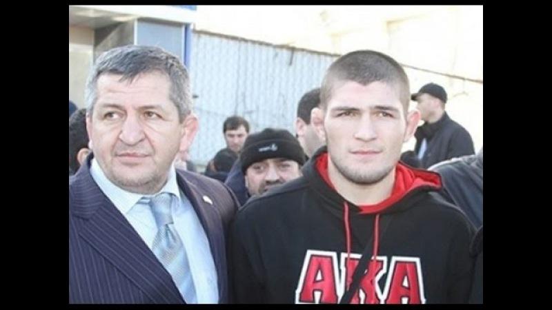 Отец Хабиба потвердил соперника Рафаэль Дос Аньес переходи в полусредний вес