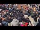 Митинг 26032017 Полиции дали отпор ВЛАДИВОСТОК НЕ СДАЕТСЯ