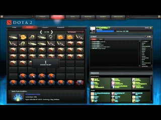 Dota 2- Unboxing 40 International Crates-Chests