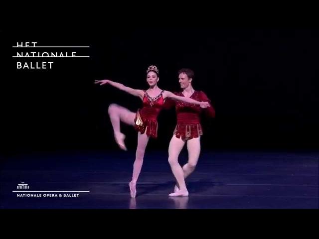George Balanchine Jewels Rubies Remi Wortmeyer Maia Makhateli