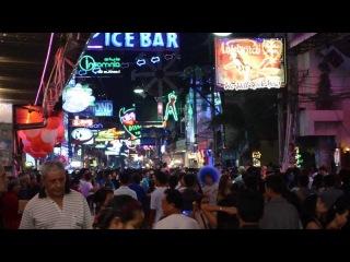 Новый год 2013, Паттайя | New Year Pattaya, Walking Street 2013