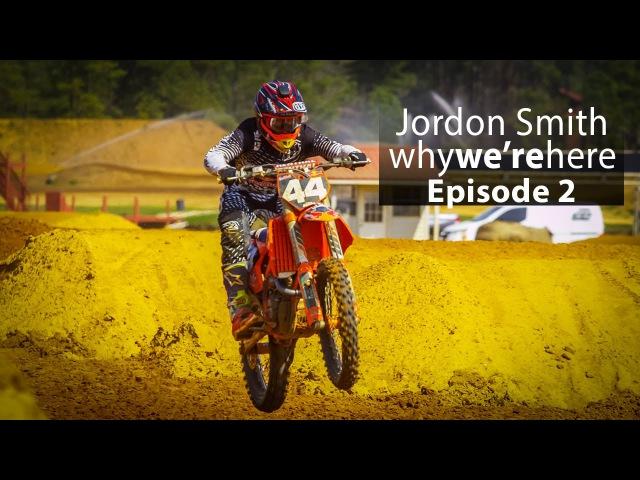 Jordon Smith training with Justin Barcia at Millsaps Training Facility Motocross Action Magazine