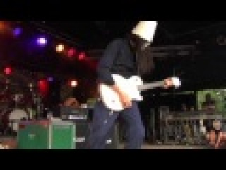 Buckethead plays Black Sabbath (teases) Improv Live HD