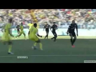 Anzhi vs Krasnodar 5-2 All Goals Full Match Highlights 16-09-2012